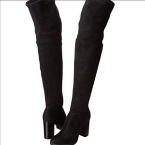 Calvin Klein Jeans Bisma Over the Knee Boots Blk